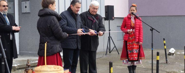 Кметът на Севлиево д-р Иванов откри четвърти саниран блок